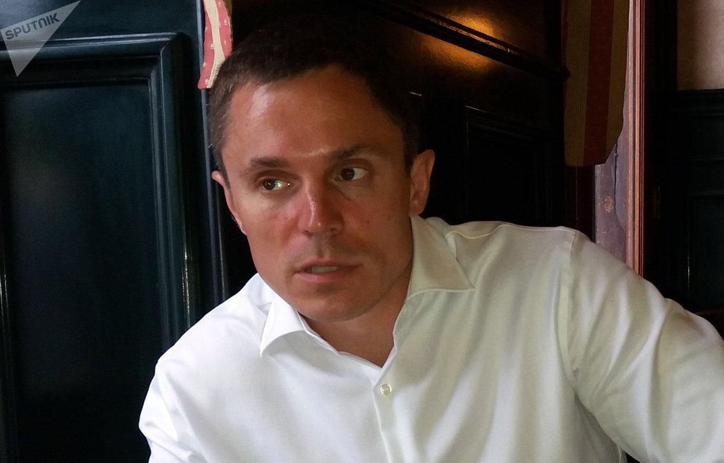 Aléxei Abrámov, el director de la Agencia Federal de Regulación Técnica y Metrología rusa