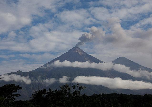 Volcán de Fuego, Guatemala