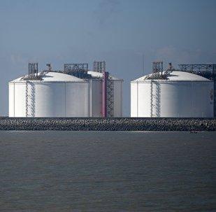 Tanques de almacenamiento de GNL