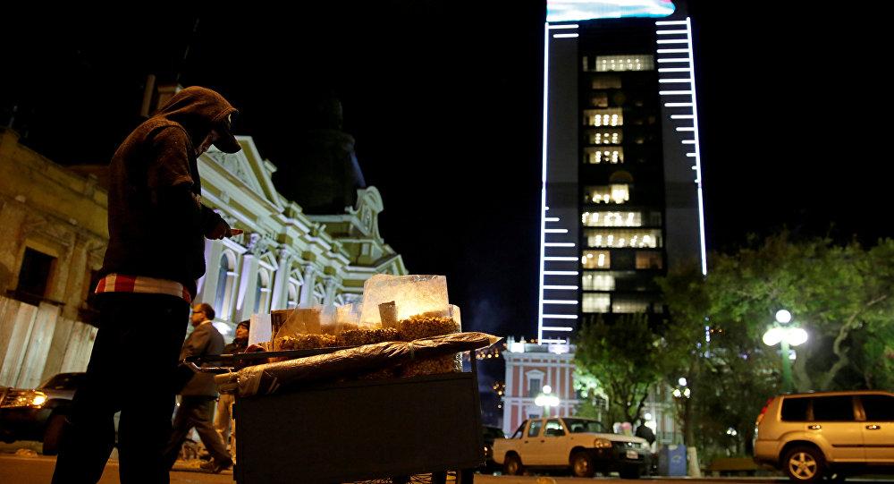 La Casa Grande del Pueblo, la nueva sede presidencial de Bolivia