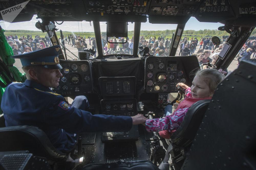 Defensores de los cielos: las Fuerzas Aeroespaciales de Rusia celebran su día
