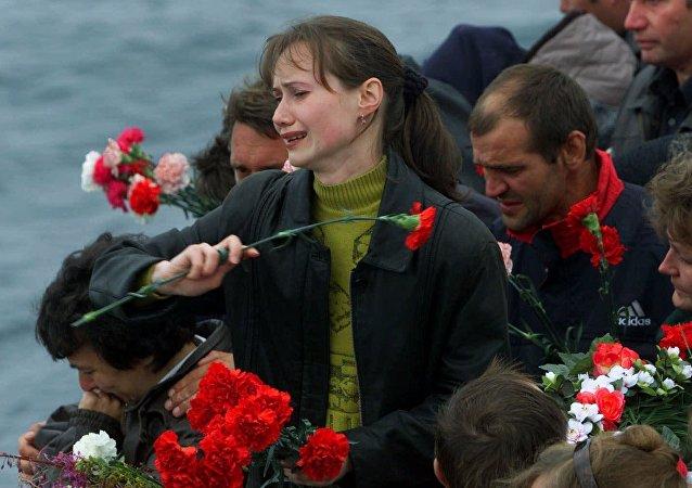 La página más negra en la historia de la Armada rusa: cómo naufragó el submarino Kursk
