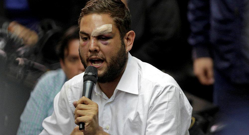 Diputado opositor confiesa que participó en atentado contra Maduro