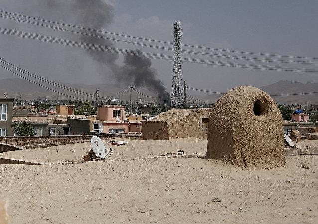 Situación en Ghazni