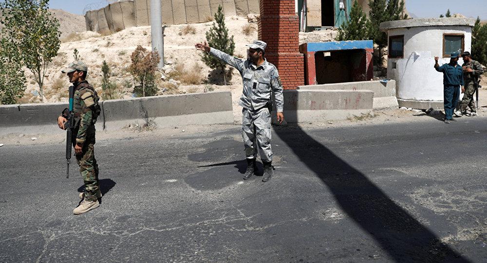 Militares afganos