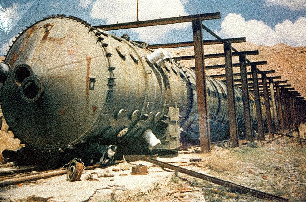 Polígono nuclear de Semipalátinsk