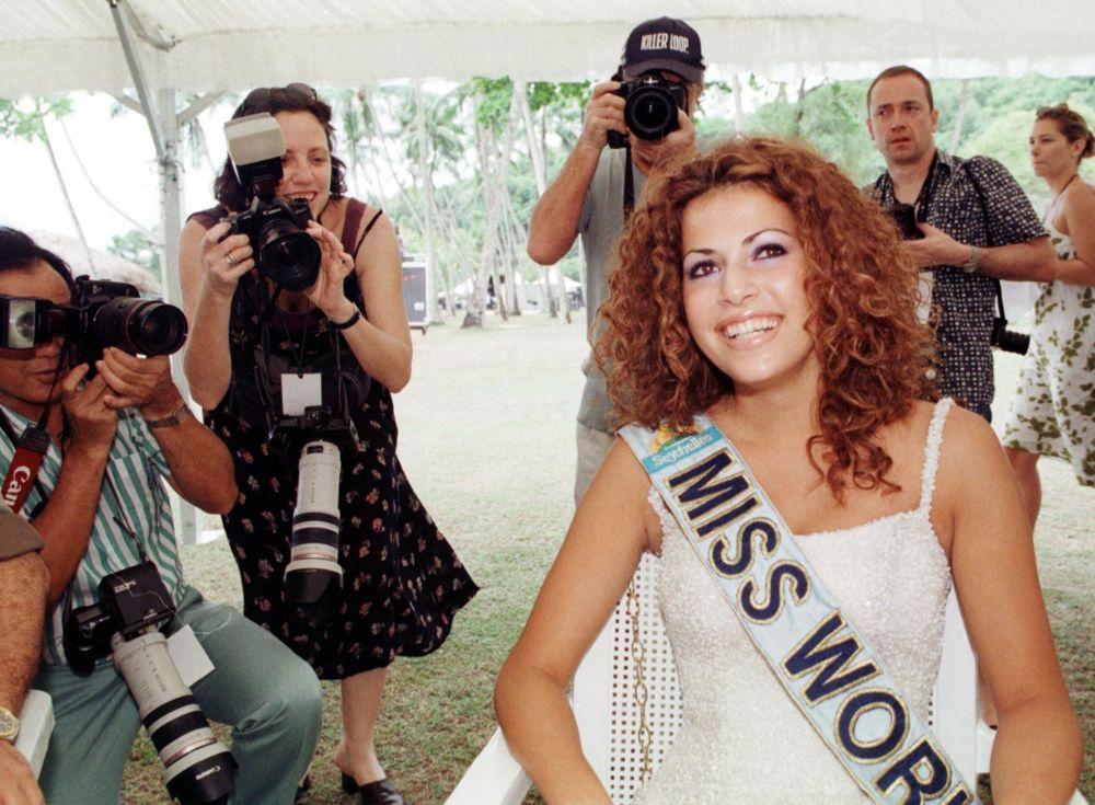 Miss Mundo 1998, Linor Abargil