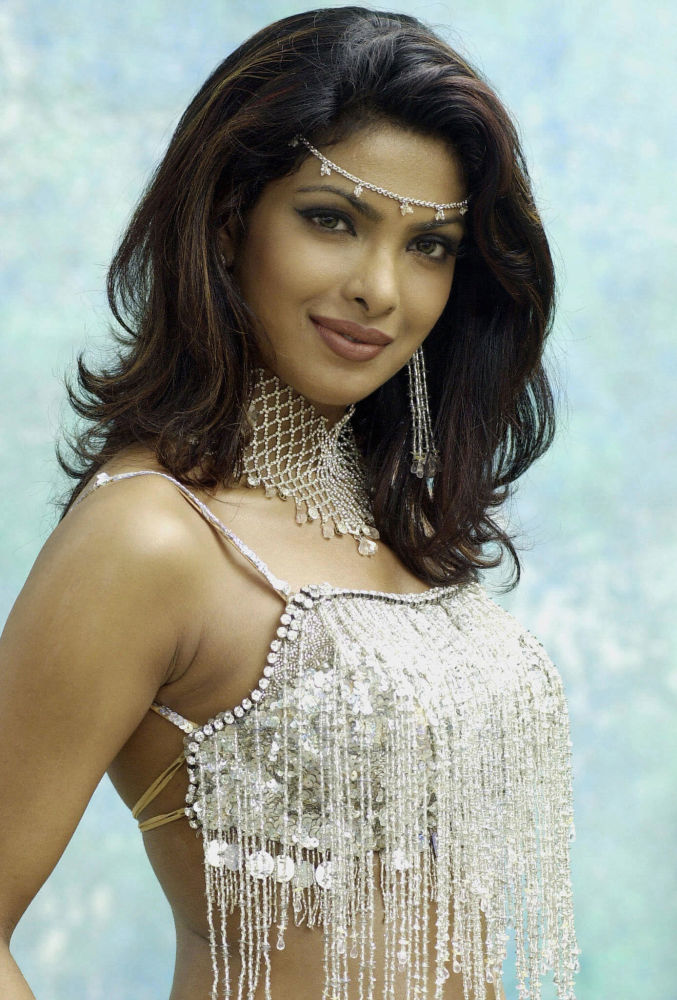 Miss Mundo 2000, Priyanka Chopra