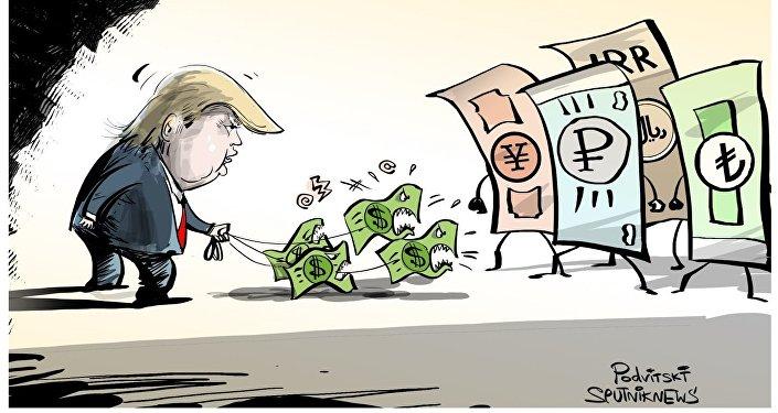 Dólar que ladra no muerde
