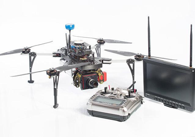 Dron Orion-Drone de la empresa Shvabe