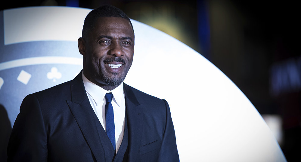 Idris Elba, actor británico