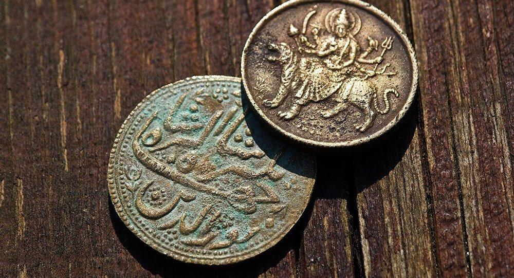 Rupia, la moneda india