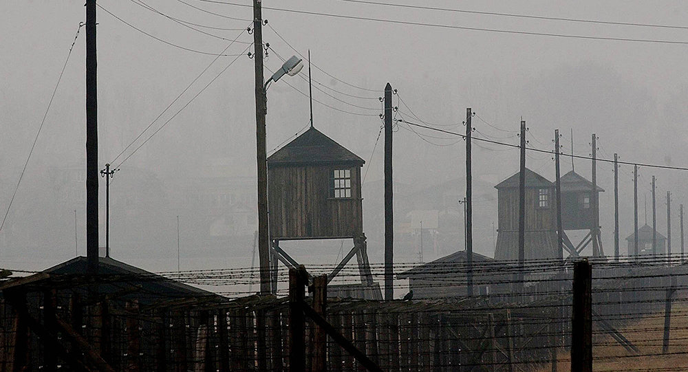 Un campo de concentración nazi (imagen referencial)