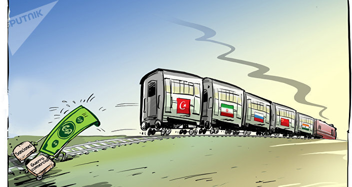 El dólar pierde de vista al tren que desaparece en el horizonte