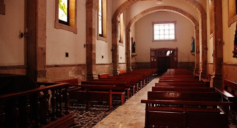 Un catedral (imagen referencial)