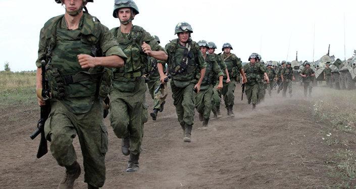 Ucrania teme que Rusia envíe tropas a Donbás