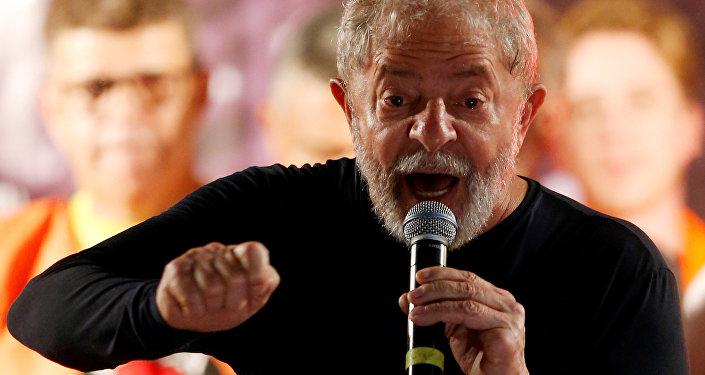 Luiz Inacio Lula da Silva, expresidente de Brasil (archivo)