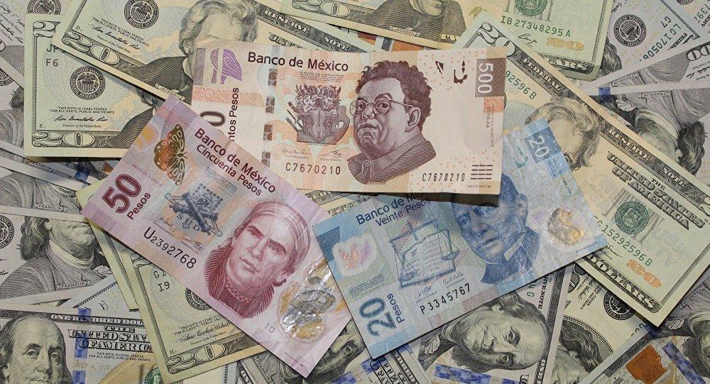 Peso Mexicano Se Depreció 8 68 En Octubre Por Deterioro Percepción De Riesgo