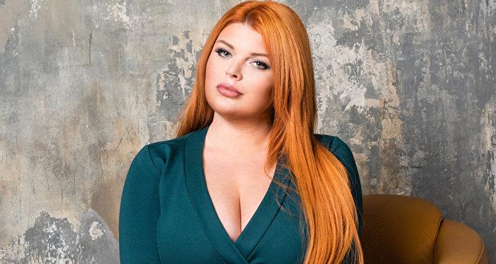 La modelo rusa 'plus size' Yulia Ribakova