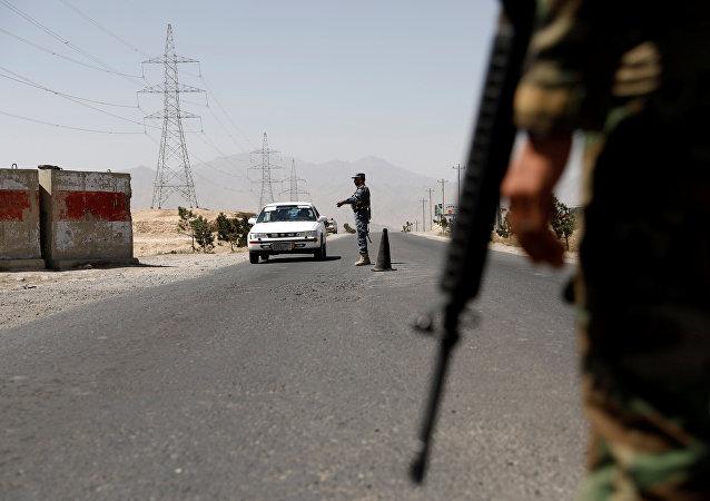 Situación en Ghazni, Afganistán