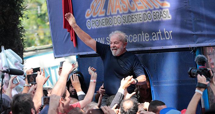 Luiz Inacio Lula da Silva, expresidente de Brasil