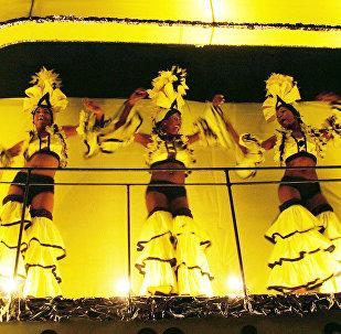 Carnaval de La Habana (Archivo)