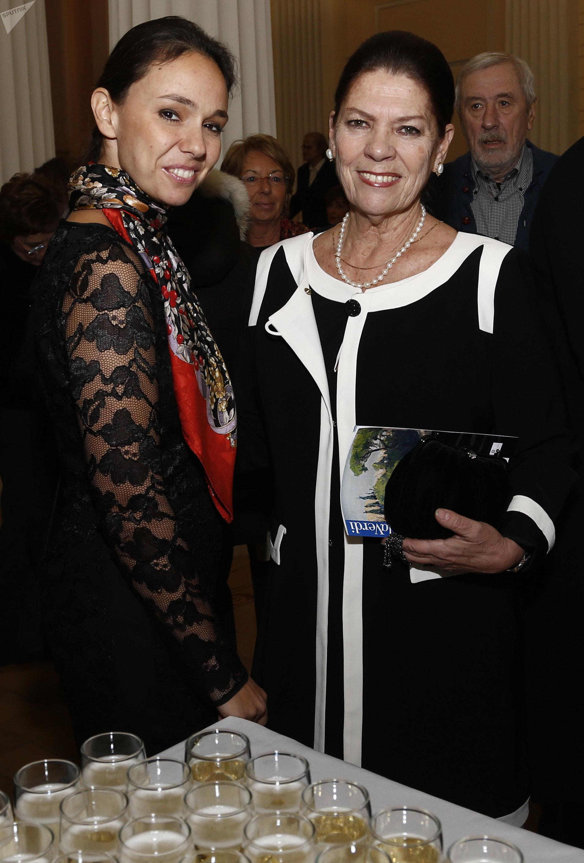 Natalia e Irina Strozzi