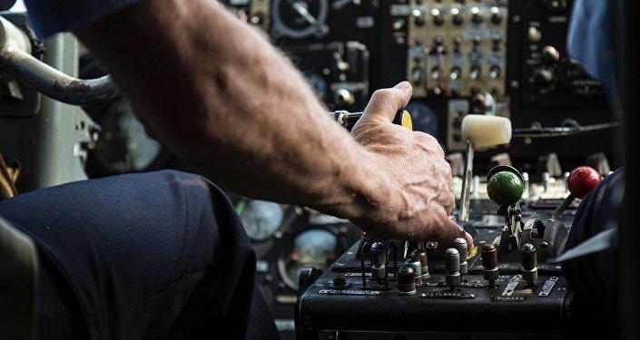 Un piloto (imagen referencial)