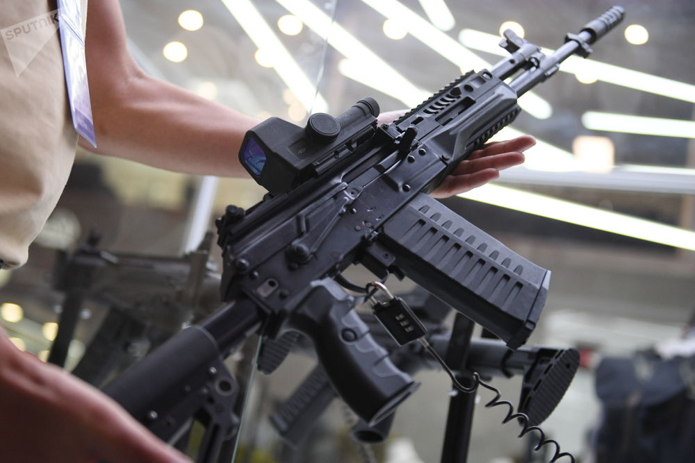 Más allá de las armas: el consorcio Kalashnikov presenta sus nuevas creaciones