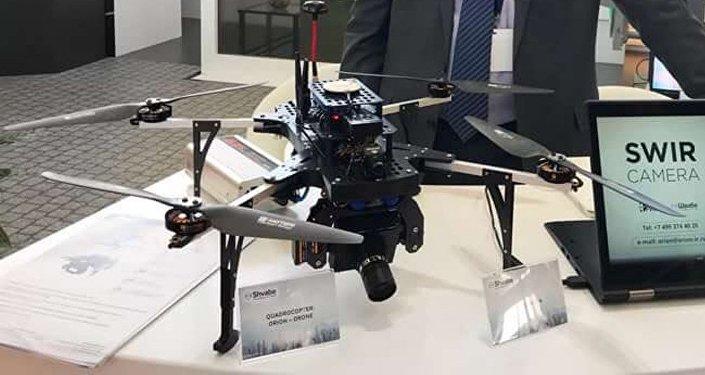 Orion Drone, cuadricóptero ruso