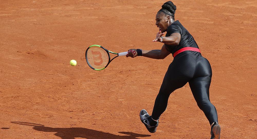 Serena Williams, deportista estadounidense