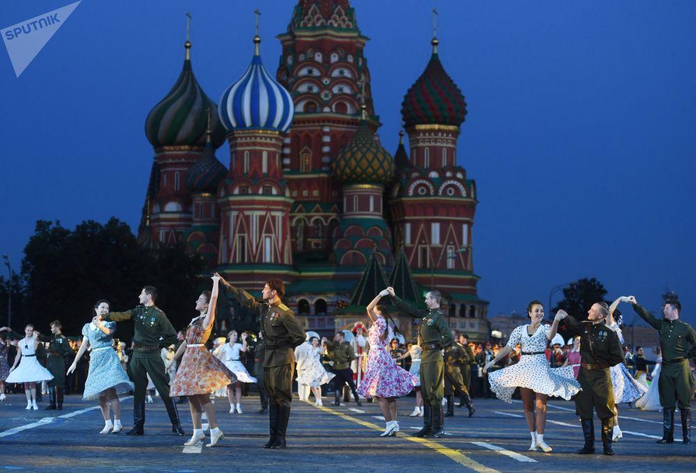 Las más destacadas fotos registradas por Sputnik en agosto