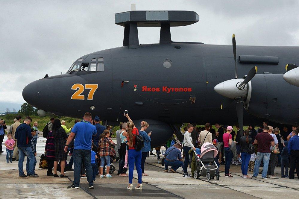 El Il-38N es un avión de patrulla marítima con capacidad para detectar y destruir los submarinos de un potencial enemigo