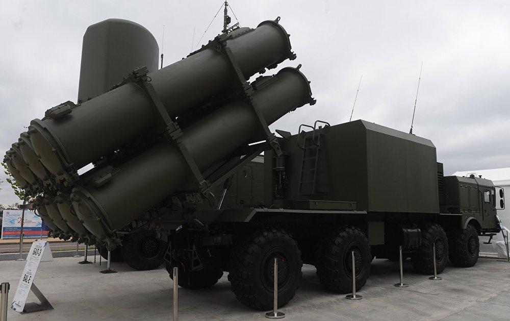 El sistema móvil de defensa costera Bal-E tiene como principal propósito mantener los buques de guerra de un potencial enemigo lejos del litoral del país