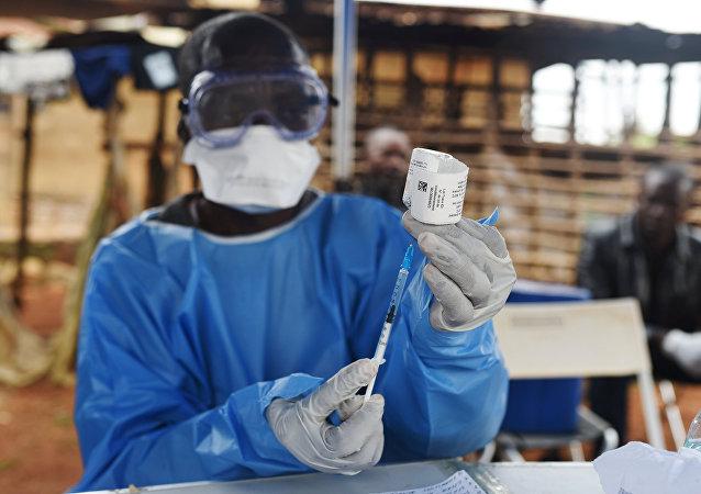 La vacuna contra ébola
