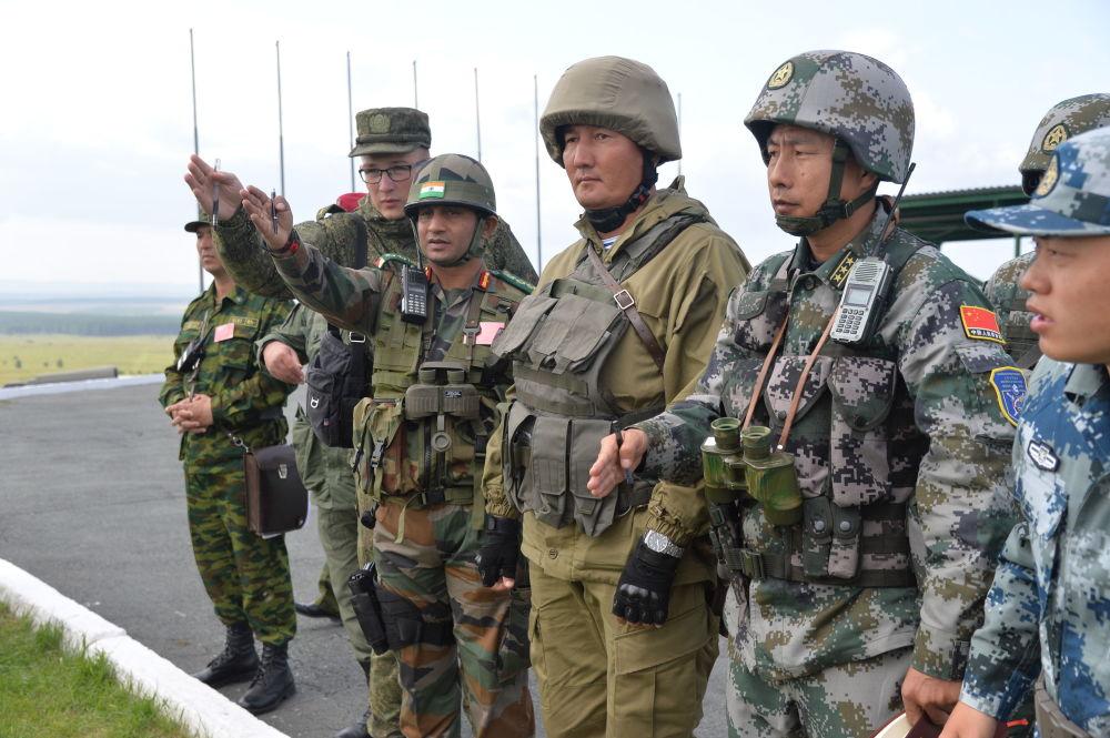 El poderoso bloque asiático, listo para repeler cualquier agresión terrorista