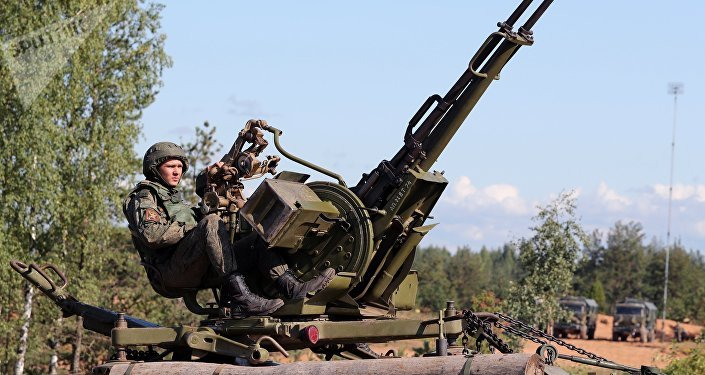 Un militar ruso (imagen referencial)