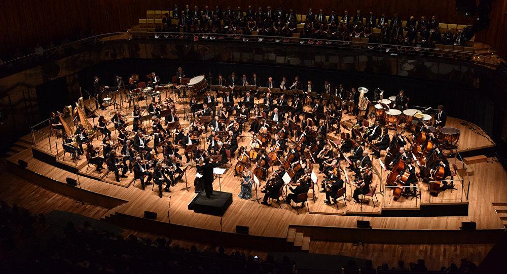 Orquesta sinfónica de Argentina