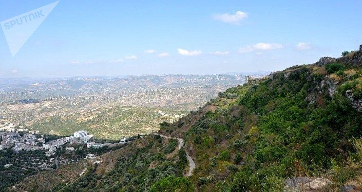 Vista de la ciudad de Baniyas.