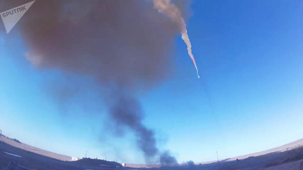 Así despega el nuevo (y enigmático) misil ruso