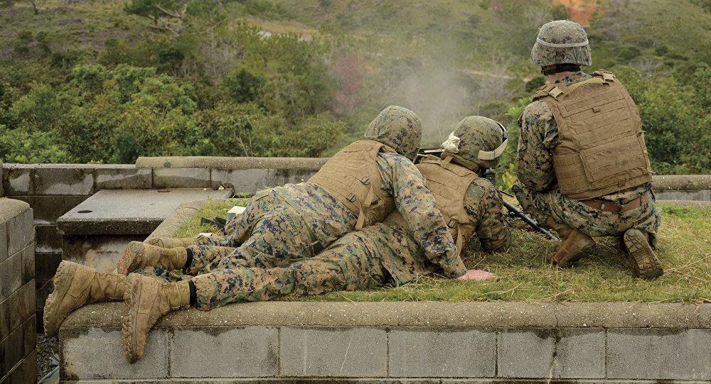 Militares estadounidenses, imagen referencial