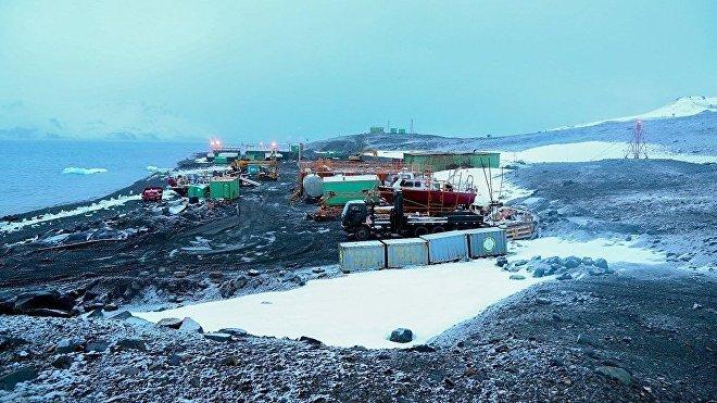 Reconstrucción de la base antártica brasileña Comandante Ferraz
