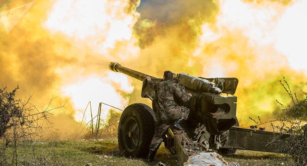 Amenaza EEUU con responder a supuesto uso sirio de armas químicas