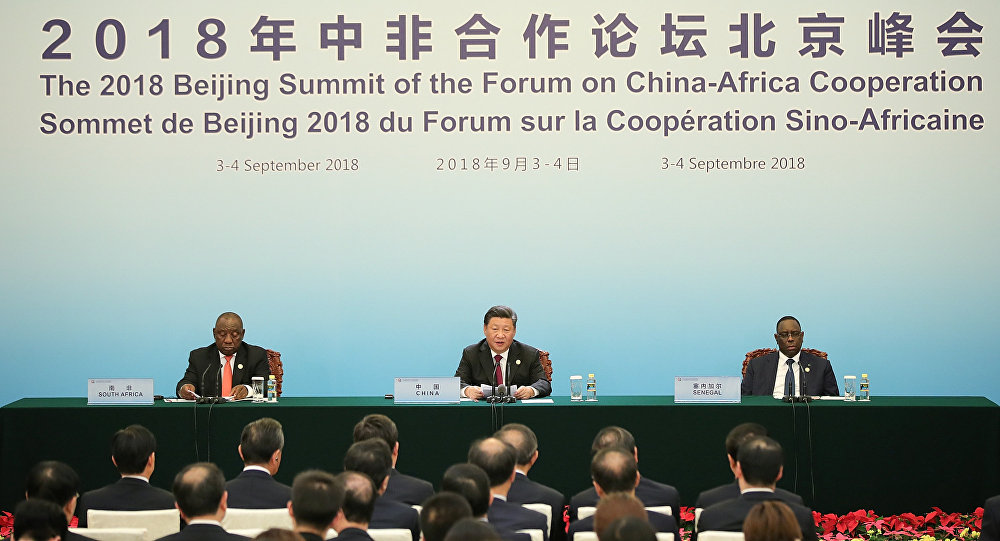 Invertirá China 60 mmd en el desarrollo económico de África