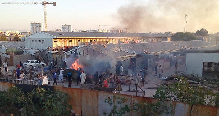 Situación en Trípoli