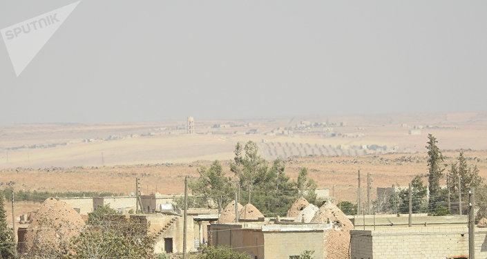 Situación en la provincia siria de Idlib (archivo)