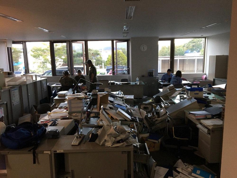 El devastador terremoto que ha puesto a prueba a Japón