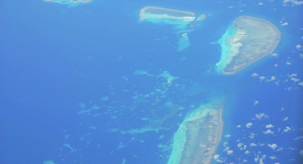 Las islas Xisha (Paracelso)