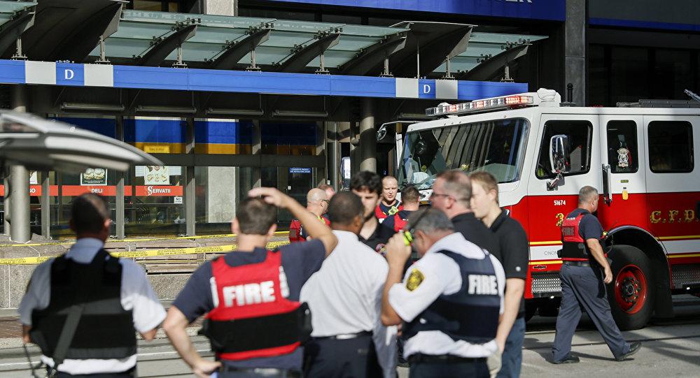 Tiroteo en un banco de Cincinnati deja dos muertos y cinco heridos