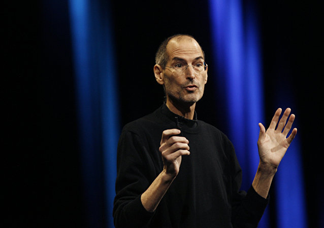 Steve Jobs, fundador de Apple